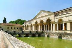 Palazzo Te w Mantua, Włochy obrazy stock