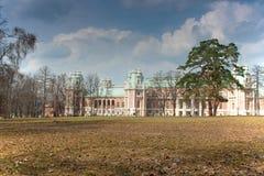 Palazzo in Tsaritsino Fotografia Stock Libera da Diritti