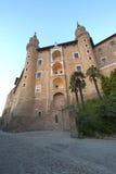 palazzo urbino маршей Италии ducale Стоковая Фотография RF