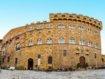 Palazzo Vecchio是佛罗伦萨,意大利城镇厅  免版税库存照片