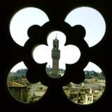 Palazzo Vecchio, Флоренс Стоковые Фотографии RF