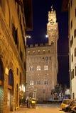 Palazzo Vecchio, Флоренс, Италия стоковая фотография rf