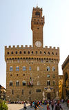 Palazzo Vecchio Royalty Free Stock Images