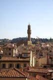 Palazzo Vecchio royalty-vrije stock foto's