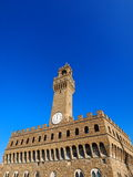 Palazzo Vecchio. Famous palaca in Florence, Italy Royalty Free Stock Photography