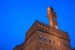 Palazzo Vecchio stock foto's
