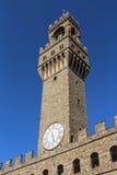 Palazzo Vecchio Стоковые Фото