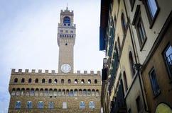 Palazzo Vecchio στοκ φωτογραφία με δικαίωμα ελεύθερης χρήσης