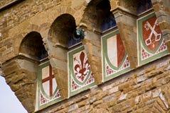 Palazzo Vecchio royalty-vrije stock afbeelding