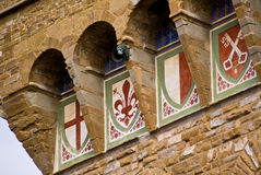 Palazzo Vecchio royalty free stock image