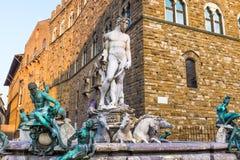 Palazzo Vecchio 免版税库存图片