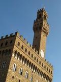 Palazzo Vecchio dans le della Signoria de Piazza à Florence, Toscane photographie stock libre de droits