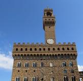 Palazzo Vecchio em Florença, Italy Imagens de Stock