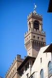 Palazzo Vecchio em Florença, Italy imagens de stock royalty free