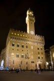 Palazzo Vecchio em Florença, Italy fotos de stock royalty free