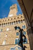 Palazzo Vecchio em Floren?a, Italy foto de stock royalty free