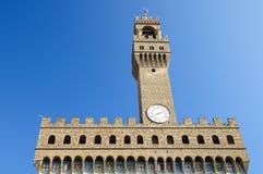 Palazzo Vecchio (Firenze) Immagini Stock