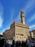 Palazzo Vecchio Royalty Free Stock Photo