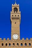 Palazzo Vecchio. Firenze, Italia Immagini Stock Libere da Diritti