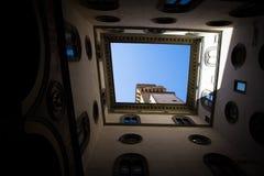 Palazzo Vecchio a Firenze, Italia Immagini Stock Libere da Diritti