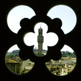 Palazzo Vecchio, Florença Fotos de Stock Royalty Free