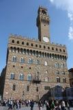 Palazzo Vecchio, Florence Stock Photo