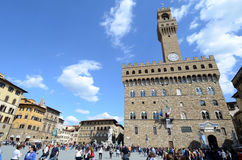 Palazzo Vecchio, Florence Royalty Free Stock Image