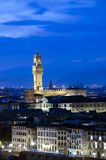 Palazzo Vecchio, Florence Royalty Free Stock Photo