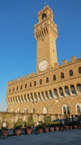 Palazzo Vecchio, Florence Image stock