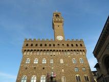 Palazzo Vecchio Stock Photography