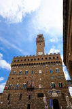 Palazzo Vecchio in Florence Royalty Free Stock Photo