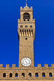 Palazzo Vecchio. Florence, Italy Royalty Free Stock Images