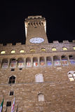 Palazzo Vecchio Florence Italy Lizenzfreies Stockfoto