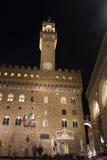 Palazzo Vecchio Florence Stock Image