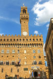 Palazzo Vecchio, Florence, Italy Stock Image