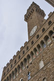 Palazzo Vecchio in Florence, Italy Royalty Free Stock Images