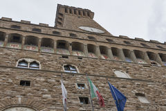 Palazzo Vecchio in Florence, Italy Stock Photo