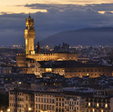 Palazzo Vecchio, Florence, Italy Royalty Free Stock Images