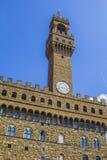 Palazzo Vecchio in Florence Stock Photos