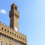 Palazzo Vecchio in Florence Royalty Free Stock Images