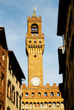Palazzo Vecchio, Florence, Tuscany, Italy Stock Photos