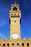 Palazzo Vecchio, Florence, Tuscany, Italy Royalty Free Stock Images