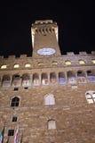 Palazzo Vecchio Florencja Włochy Zdjęcie Royalty Free