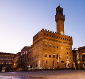 The Palazzo Vecchio (Old Palace) Stock Images