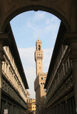 Palazzo Vecchio (Old Palace), Florence, Italy Royalty Free Stock Images