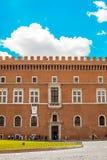 Palazzo Venezia Immagini Stock