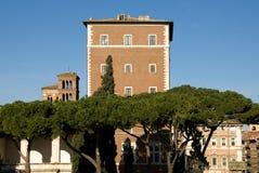 Palazzo Venezia Stock Images