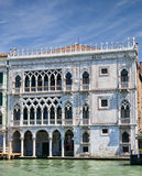 Palazzo veneziano Ca D'Oro Immagine Stock Libera da Diritti