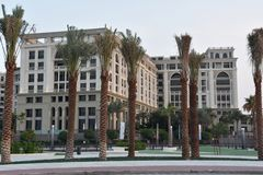 Palazzo Versace in Dubai, UAE royalty free stock images