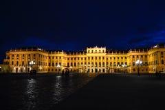 Palazzo Vienna di Schönbrunn fotografie stock libere da diritti
